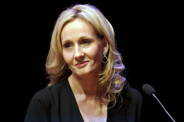 JK Rowling's tears for disabled girl reunited with her family