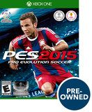 Pro Evolution Soccer 2015 - PRE-Owned - Xbox One, Multi, PREOWNED