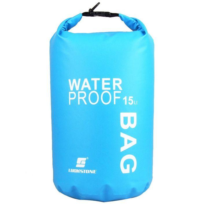 Ultra light waterproof bag 15 L Travel Diving Dry Bag