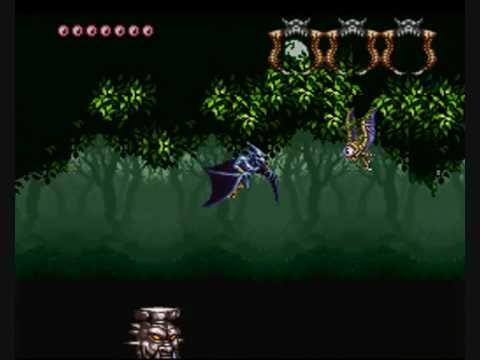 Flying Enemy reference (bat)
