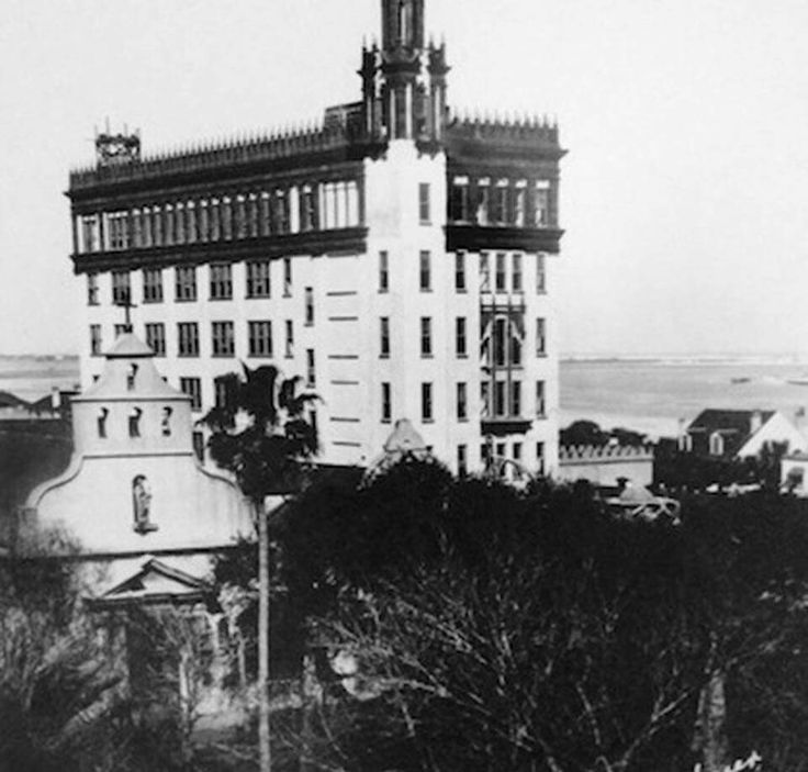 Did you know? Construction on The Treasury building, formerly The First National Bank of St. Augustine, was completed in 1927. That was the same year that Saint Augustine's famed Bridge of Lions was built!