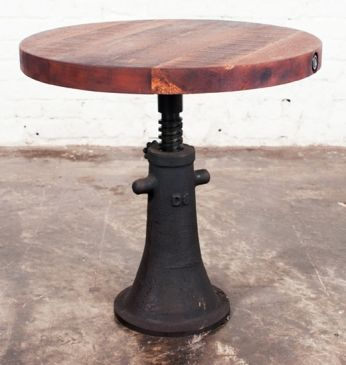 VR40 Round Side Table - District 8 - Available at Warehouse 74