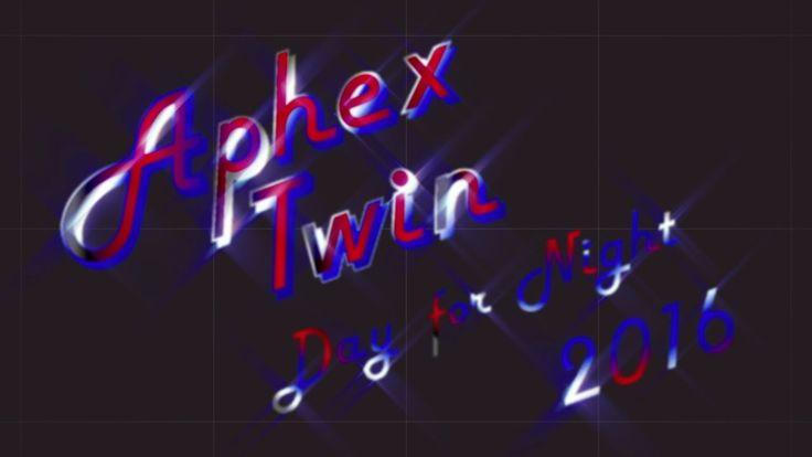 Aphex Twin • Day For Night Festival, Houston, Dec 17 - YouTube