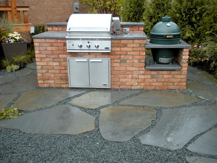 25 best ideas about gartengrill selber bauen on pinterest for Outdoor kitchen selber bauen
