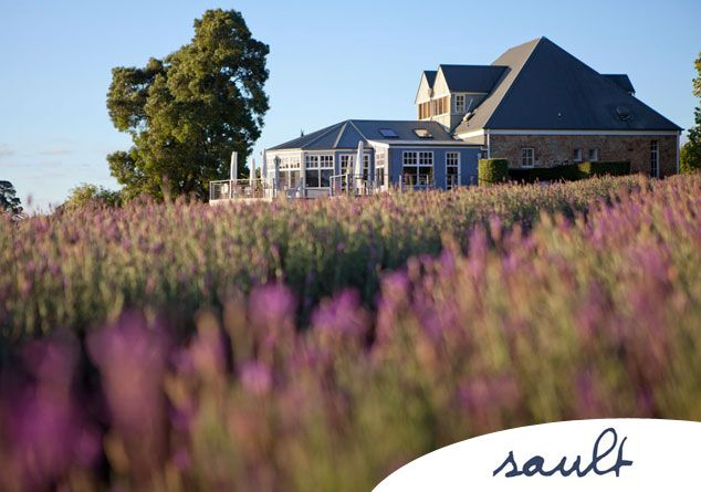 Love this place - Sault - Daylesford, Victoria, Australia #lavender #daylesford #visitvictoria #visitdaylesford