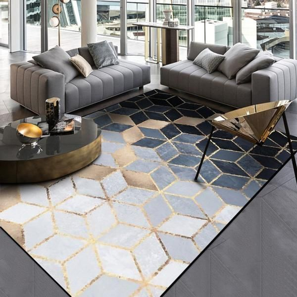 Inspirations Of Modern Design With Beautiful Contemporary And Shaped Rug Check More At Rugsociety Eu Rugs In Living Room Luxury Rug Living Decor