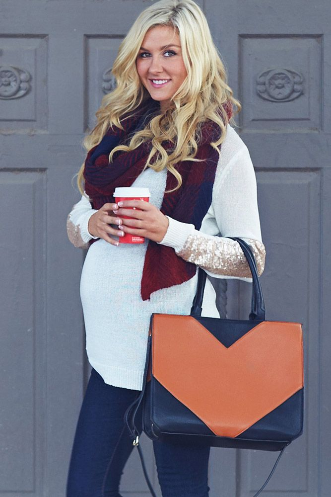 Website with super cute and decently priced maternity clothes!
