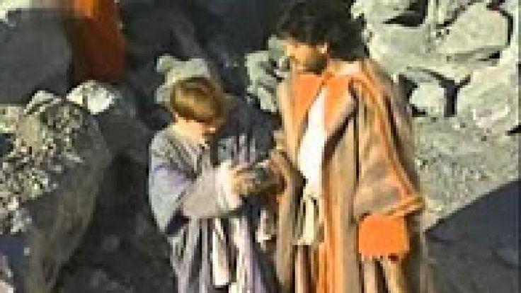 Художественный фильм для подростков. Мальчик во сне переместился во времена Иисуса, после чего его жизнь изменилась.