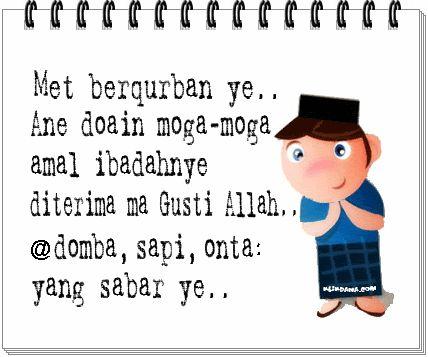 kata mutiara idul adha buat sahabat qurban terbaru dan lucu banget!!!