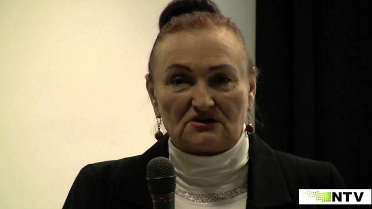 Niekonwencjonalne metody pomocy chorym - Wiesława Tomczak - 10.11.2015