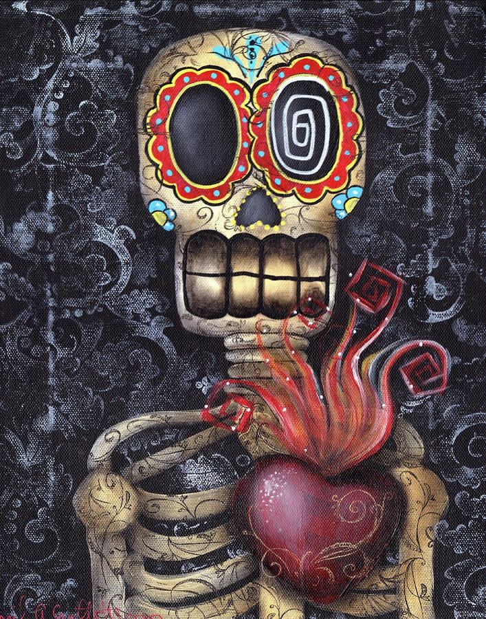 154 Best ♡skulls♡ Images On Pinterest Skull Art Skull