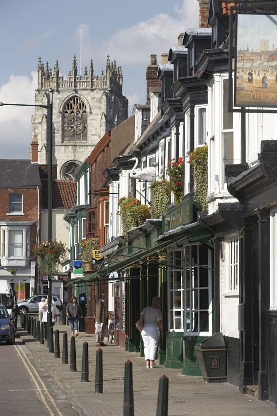 Beverley - our local town