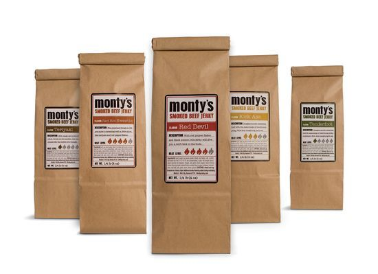 Monty 39 s beef jerky beef jerky beef and search for Are lean cuisine boxes recyclable