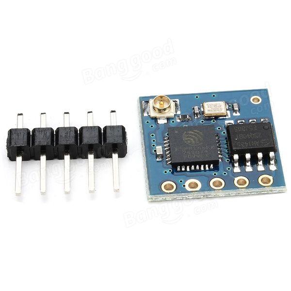 3pcs esp-05 módulo sem fio transceptor série wi-fi porta remota Venda - Banggood.com