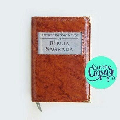 Capa Bíblia caramelo