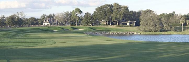 Bay Hill Golf Club No. 18 - Florida, USA