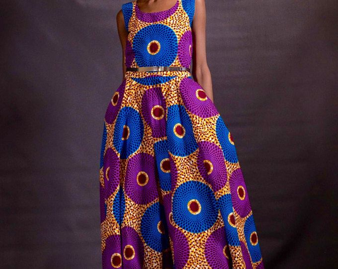 Die Podot ~ Quistt elegantes Kleid; Afrikanische Kleider für Frauen; Afrikanische Kleidung für Frauen; Afrikanische Kleidung; Afrikanische Maxi Röcke; Ankara-Kleid