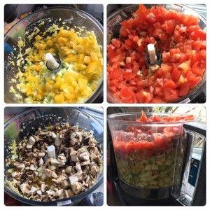 Lasagne de légumes   Emilie cuisine et papote !