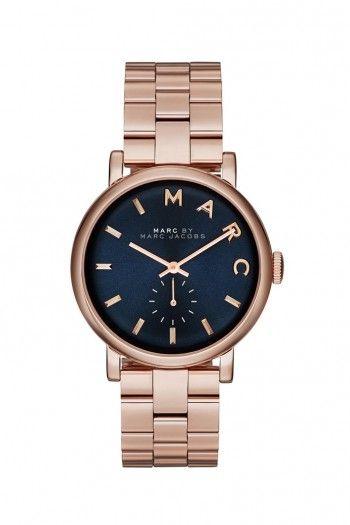Marc by Marc Jacobs Baker dames horloge MBM3330 | JewelandWatch.com