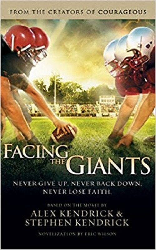 Facing the Giants by Alex Kendrick, Stephen Kendrick, Eric Wilson CD