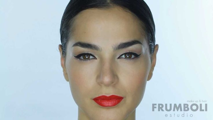 #tutorial #delineadoliquido #maquillaje #pasoapaso #makeup