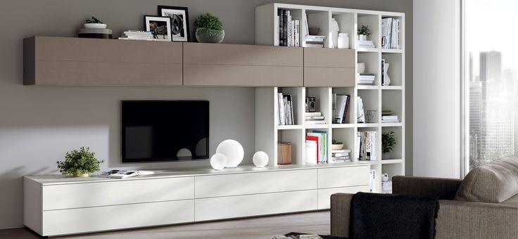 Salas de estar Scavolini