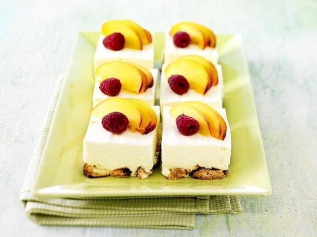 Vruchten-Yoghurttaart