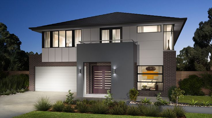 Our Home Designs - The Balmoral : Dennis Family Homes