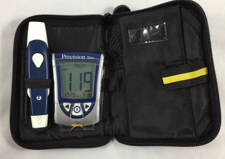 Precision Xtra Blood Glucose Ketone Monitoring System