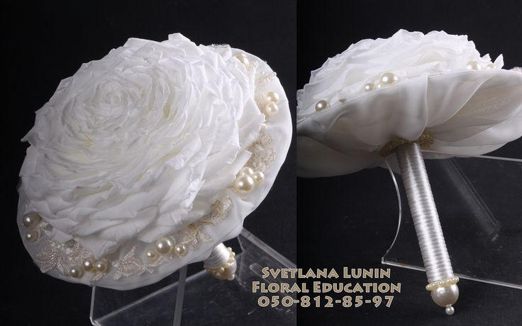 "Professional floral design course ""Works with preserved flowers"" of Svetlana Lunin (beginners)"