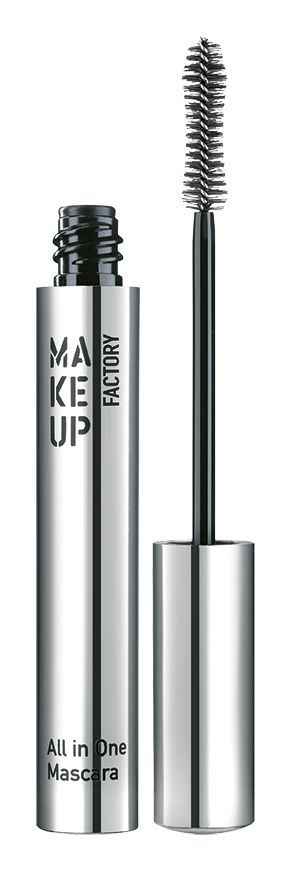 "Make up Factory All in One Mascara ""Black"" No. 01"