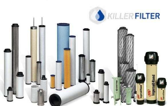 Looking for an online retailer of industrial filtration products? Look nowhere else other than Killer Filter that provides you access to industrial filtration products such as industrial dust collectors, industrial air filters and others