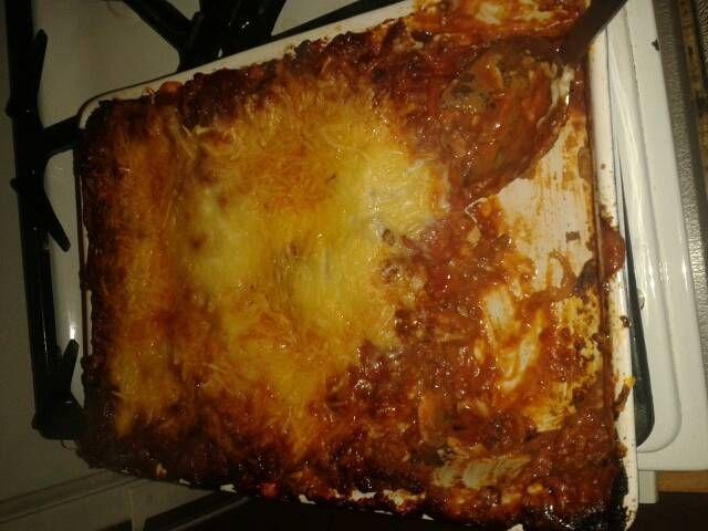 Het recept van deze originele italiaanse lasagna kreeg ik ooit van een italiaanse collega, ik heb 'm zelfs in een restaurant nooit zo lekker gekregen! Heb je...