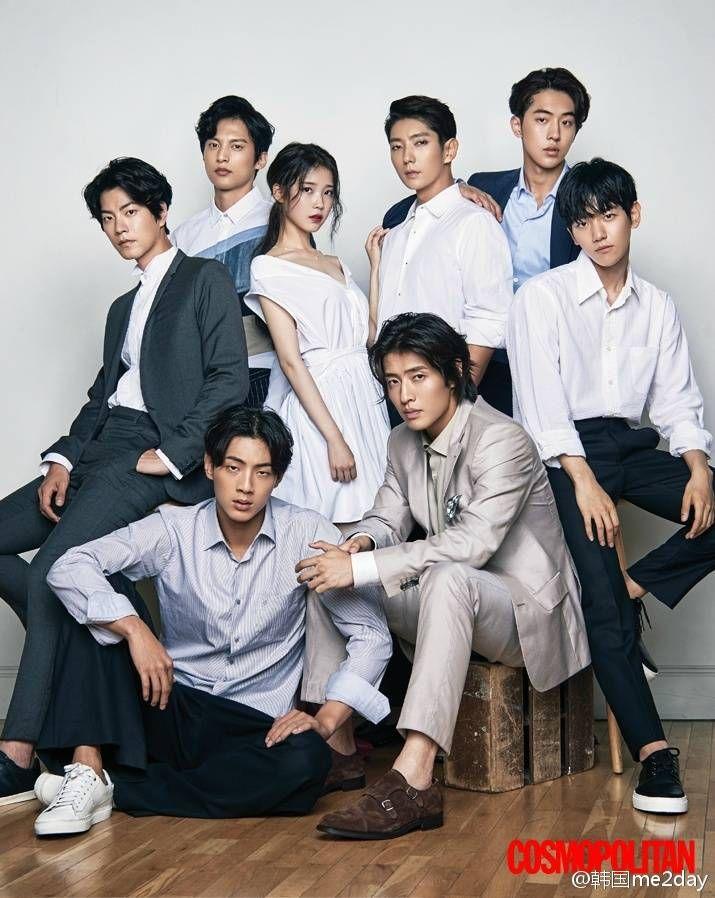 Scarlet Heart Ryeo staff
