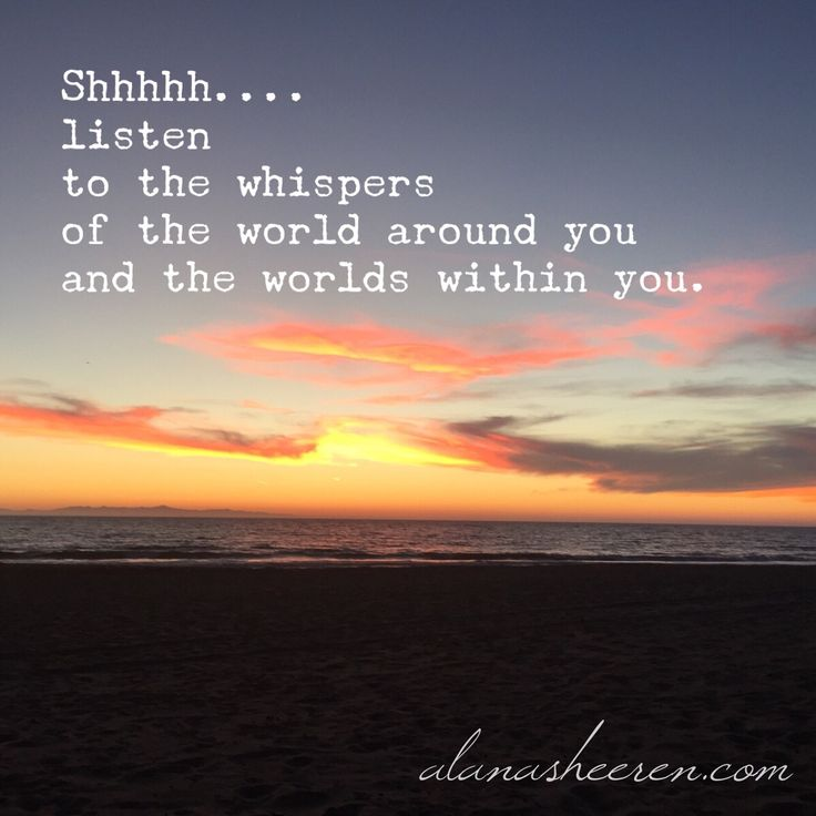 Listen to the whispers. Yes. Yes. Yes.