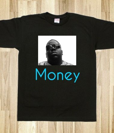 Notorious Big Money T-Shirt
