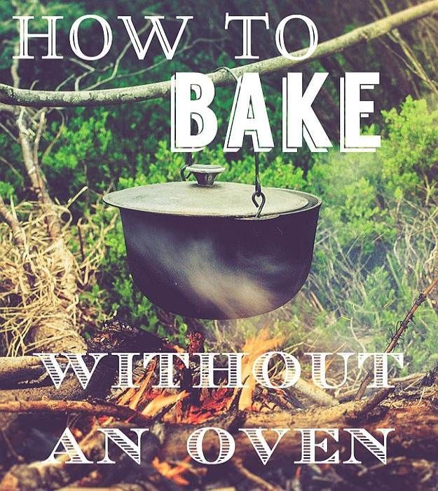 Use A Dutch Oven To Bake Without An Oven Off The Grid Hacks | Homesteading Tips