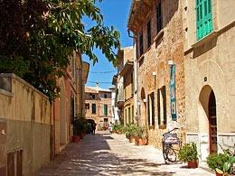 Old Alcudia, Mallorca