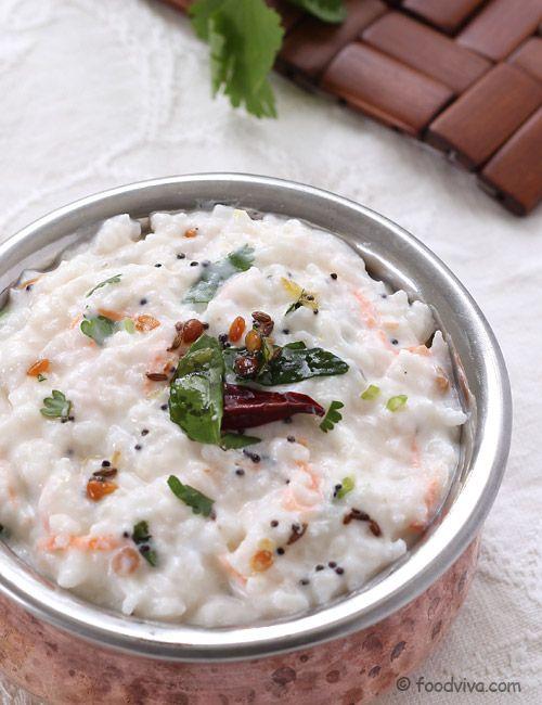 Curd Rice Recipe