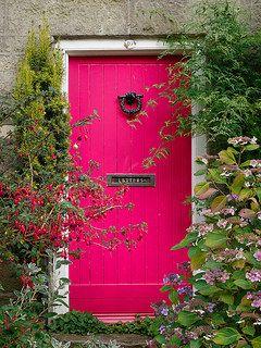 Puerta rosa   by bdebaca