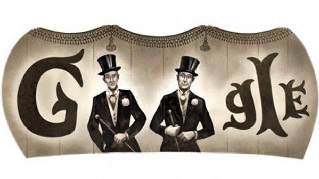 Google Doodle: Kabaret Starszych Panów ma dziś swoje święto :: Magazyn :: RMF FM