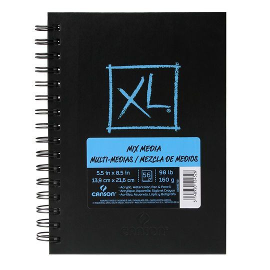 Canson XL Hardcover Mix Media Pad