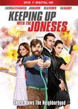 Keeping Up with the Joneses [DVD] [Eng/Fre/Spa] [2016]