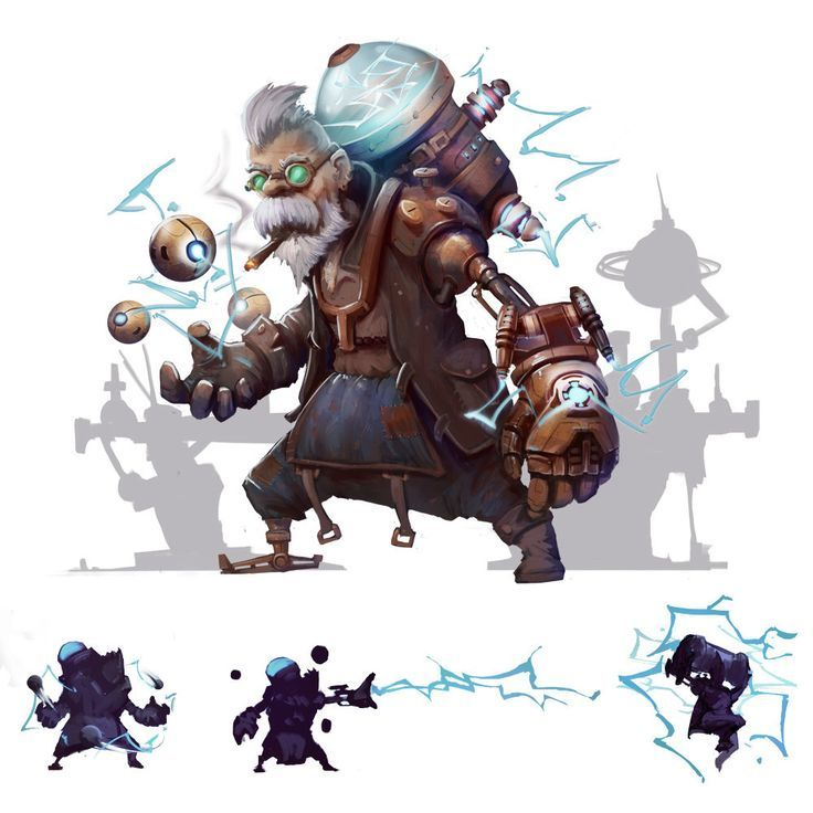 ArtStation - 6, Michael Mowat★ Find more at http://www.pinterest.com/competing/