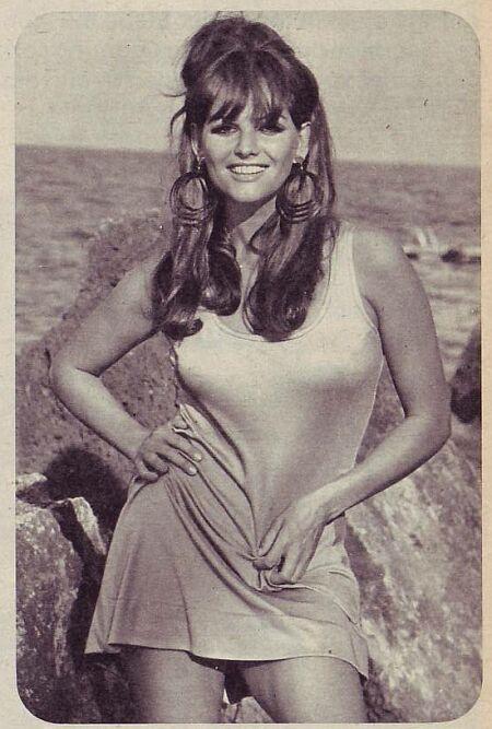 Claudia Cardinale 1960s AKA Claude Joséphine Rose Cardinale Born: 15-Apr-1938 Birthplace: Tunis, Tunisia Nationality: Italy