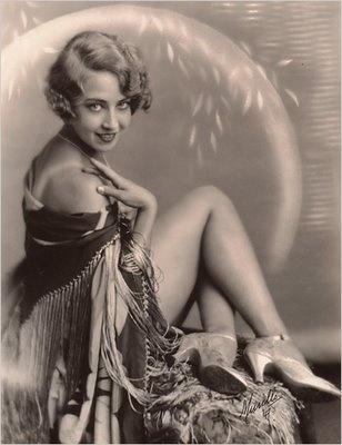 Doris Eaton~ last Ziegfeld girl...