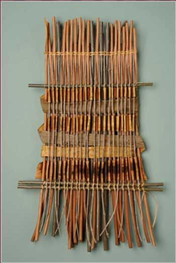 Simple Basket Weaving Willow : Images about willow weaving on wall