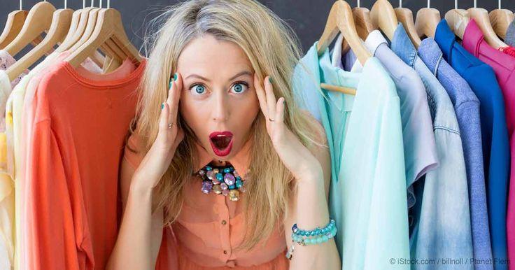 Las sustancias químicas utilizadas para fabricar las prendas de vestir podrían ser tóxicas para su salud y medio ambiente.