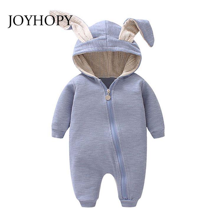Joyhopy 1 шт. Детские ползунки дети Дети милый кролик с капюшоном спортивный комбинезон с длинными рукавами детские, хлопковые носки для новорожденных комбинезон     Tag a friend who would love this!     FREE Shipping Worldwide     Buy one here---> https://hotshopdirect.com/joyhopy-1-%d1%88%d1%82-%d0%b4%d0%b5%d1%82%d1%81%d0%ba%d0%b8%d0%b5-%d0%bf%d0%be%d0%bb%d0%b7%d1%83%d0%bd%d0%ba%d0%b8-%d0%b4%d0%b5%d1%82%d0%b8-%d0%b4%d0%b5%d1%82%d0%b8-%d0%bc%d0%b8%d0%bb%d1%8b%d0%b9/
