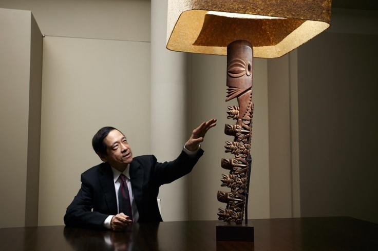 Rakau whakapapa lamp